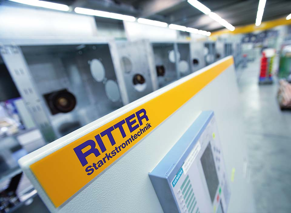 Safety technology - RITTER-Starkstromtechnik