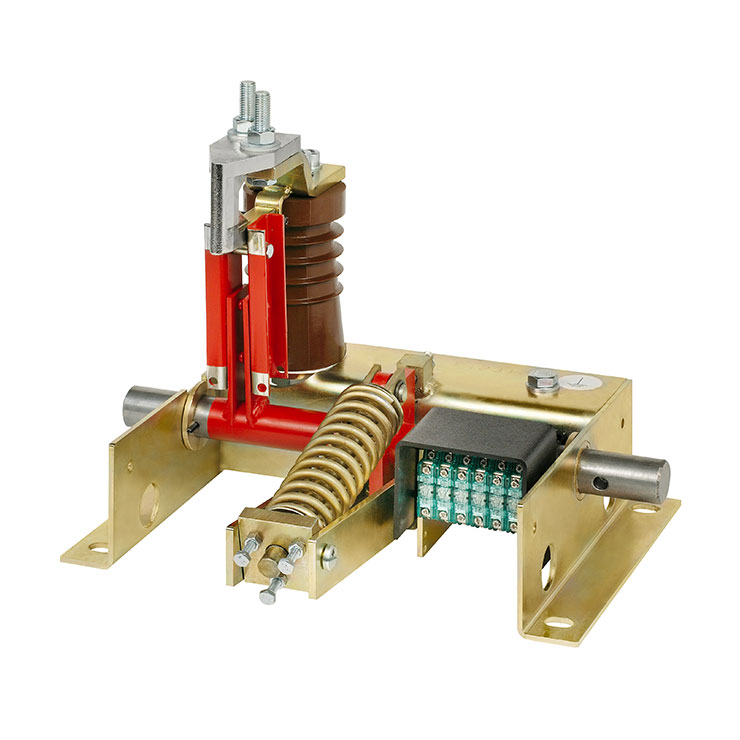 Earthing switch EDS / ES for railway technology – RITTER Starkstromtechnik