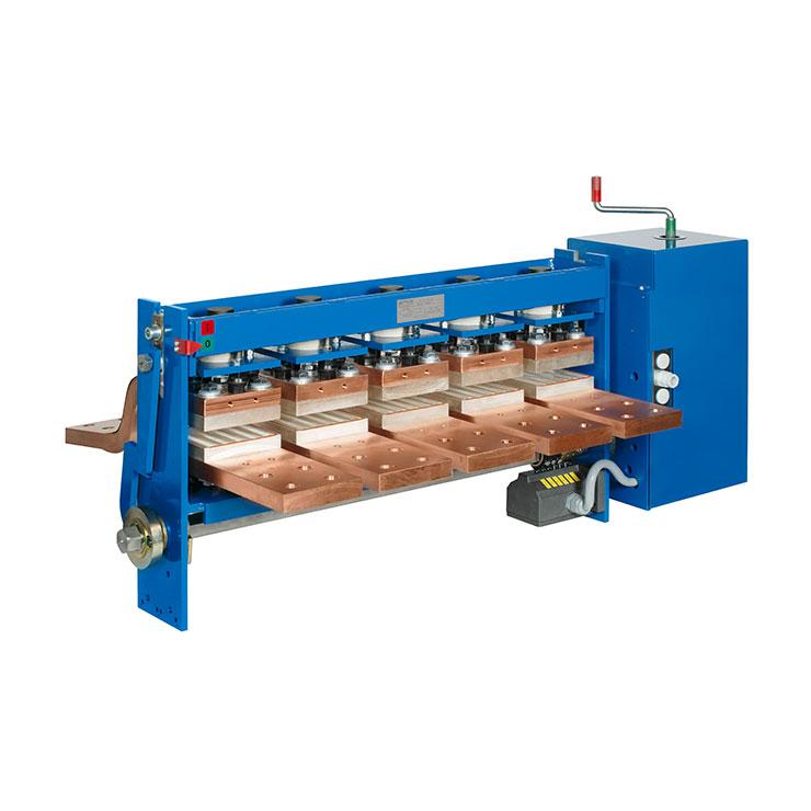 Breaker Type HCC voor hoogspanningstechnologie - RITTER Starkstromtechnik