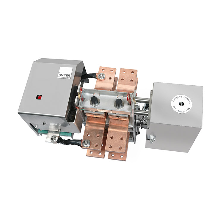 Short-circuiter type SCC for Hig-Voltage Technology  – RITTER Starkstromtechnik