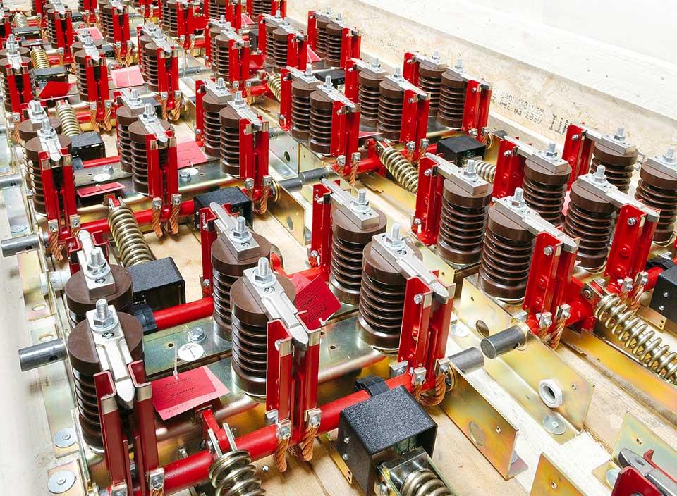 Switchgear components_RITTER-Starkstromtechnik